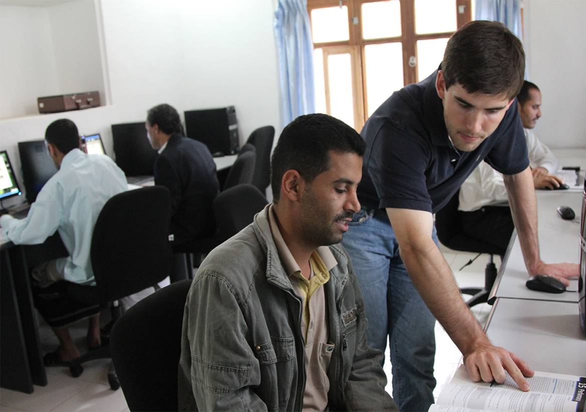 Study Arabic Language YCMES